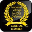 National College for DUI Defense | General Member